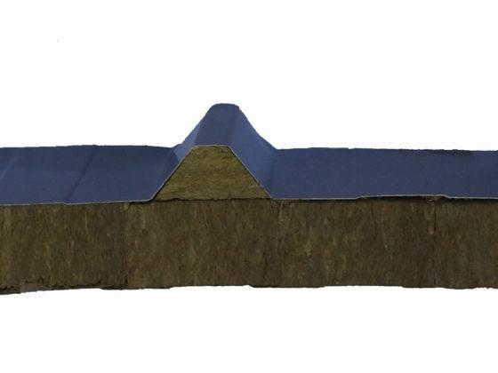 Panneaux laine de roche toiture