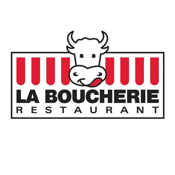 logo Restaurant la boucherie