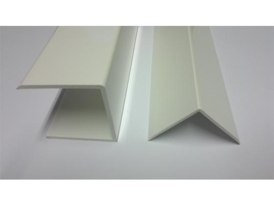 Profil PVC en U et en L