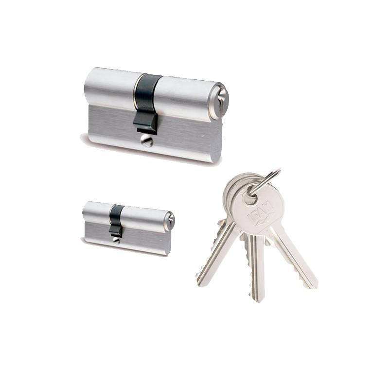 Cylindre avec clé pour PPSI